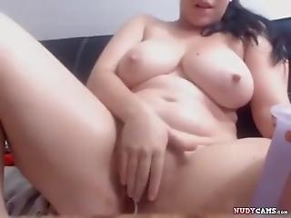 Slutty Big Boobs Teen Live