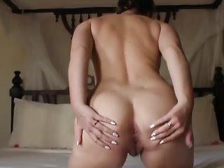 zadek, velký zadek, exwife, fetiš, milf, ruské, sex, solo, manželka