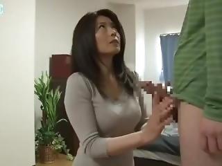 Japanese Step Mom