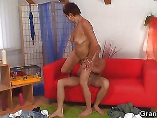 She Needs Cock And He Gives It Good