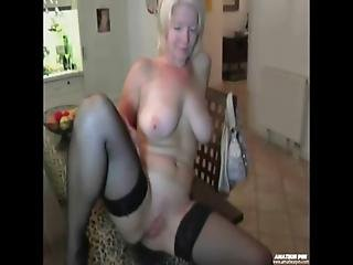Cream, Creampie, Fucking, German, Old, Wife, Young