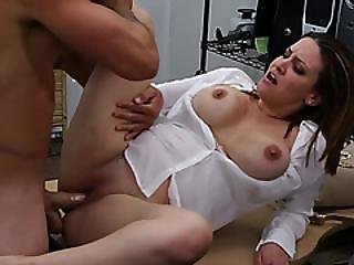 Horny Hot Babe Wants To Get Fucked For Cash