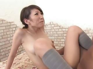 Krem, Creampie, Hardcore, Japansk, Små Bryster