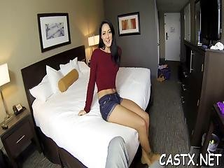 Blowjob And Fuck As A Casting Test