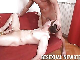 You Will Never Forget Taking Your First Cock