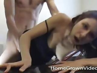 Couple Films Their Own Homemade Sex Video