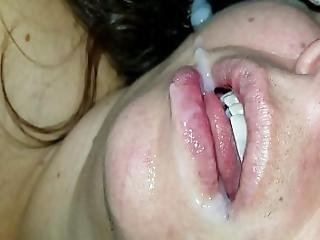 Cum In My Wife S Sleeping Mouth Pt. 2