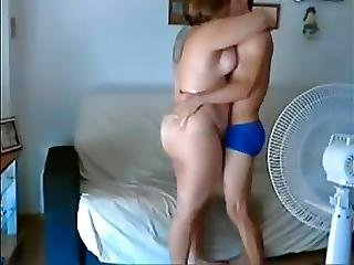 Mysterr Bbw Mom Gives In For Sex