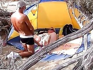 Fee Am Strand Mit Einen Fremden 1