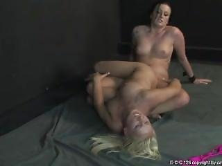 Very Hot Catfight