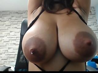 art, gros téton, latino, lait, webcam