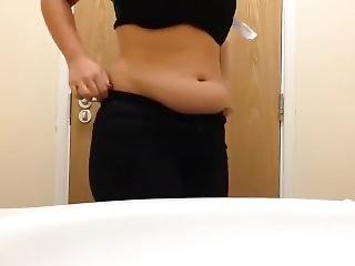 Curvy Gainer With Fat Belly Play