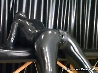 Rubber Encased Ass