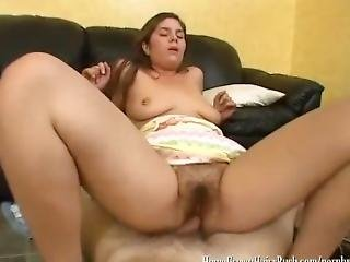 Marley Mason Fucked Hard In Her Furry Pussy