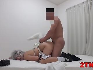 Sakuya Maid Fuck 2