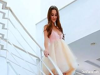 Princess Dani Daniels Get Her Big Cock
