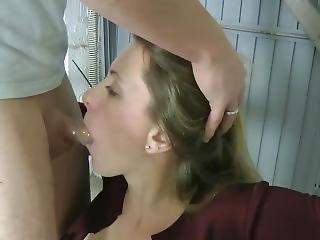 Pregnant Blowjob