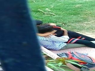 Desi Lovers Fucking In Park Caught