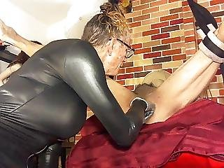 Anal, Bondage, Fingering, Latex, Mistress, Sex, Toys