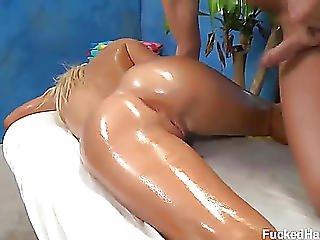 Sienna Splash Acquires Oily Massage Sex