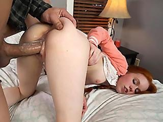 Dolly Little Slammed Deep In Her Tiny Pussy