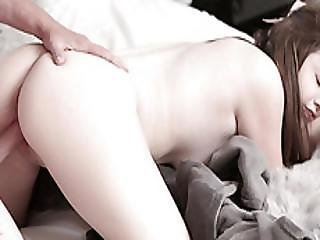 Blakes Teen Pussy Get Ravaged By Her New Daddy