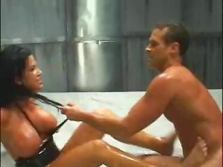 Holly Body Latex Oil Fights 2