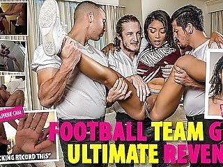 Shamedsluts.com - Maya Bijou - Cheerleader Gets Baller-banged Busted On Cam