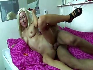 Real Dutch Whore Gets Ravaged
