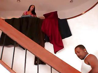 Shorty Is Fucking Kendall At The Stairs