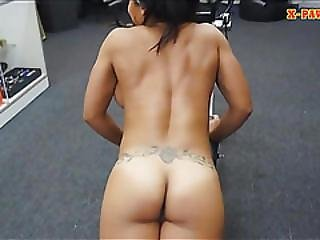 Amateur, Ass, Banging, Ebony, Gym, Hardcore, Interracial, Pov, Reality, Trainer