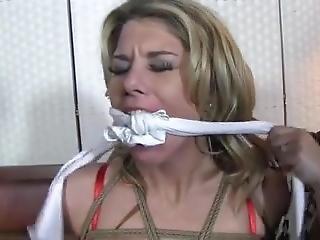 μεγάλο βυζί, ξανθιά, Bondage, λεσβιακό, πορνοστάρ