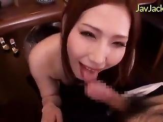 Jav (japanese Adult Video) - Blowjob Cumshot In Asian Mouths Compilation 04