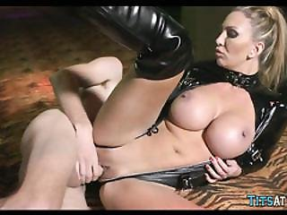 Big Tit Latex Sluts On Cock Hunt