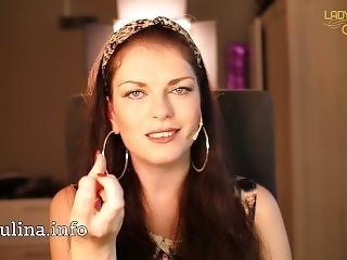 German Domina Lady Julina Wichssklaven Test Joi Orgasmus Kontrolle