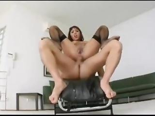 Anal Fuck, Squirt And Creampie Whore
