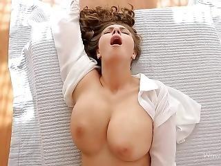 anal, asiat, tissemand, kneppe, massage, realitiet, små bryster, ung