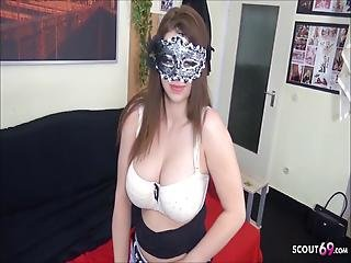 German Natural Monster Tits Teen First Time Fuck And Filmed