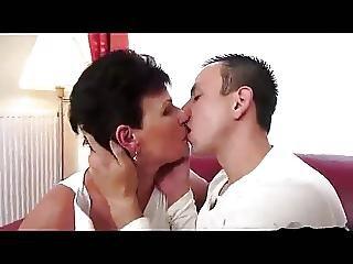 γαμήσι, Granny, ουγγρικό, ώριμη, Ελαφρό, νέα