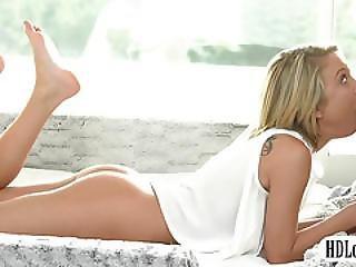 Tiny Tits Blonde Teen Dakota Skye Gets Her Pussy Pounded