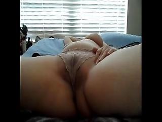 Rubbing Pussy To Orgasm