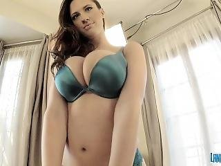 Lana Kendrick - Blue Beauty Lap Dance