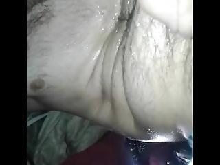 Wife Pissing  Self Golden Shower 2