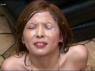 Women In Pornland - The Bukkake Of Naami Hasegawa