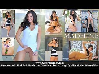 Madeline See Pussy And Tits