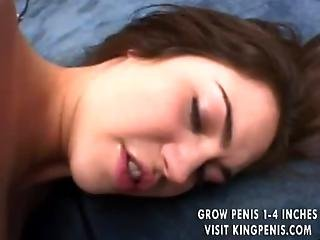Hard Ass And Face Fucking Turns Her On