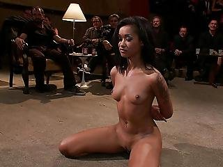 Pushed To Her Limits