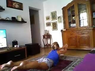 Maria Raluca De La Bucuresti Se Masturbeaza