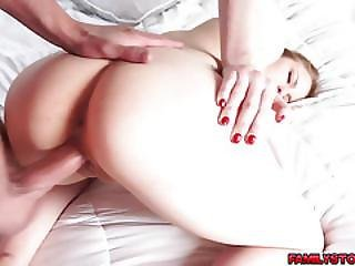 Sophie Saptiva And Her Horny Stepdad Get It On