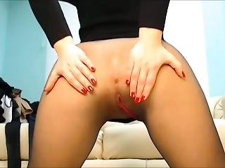 blondin, fetish, trosor, strumpbyxor, retar, webcam